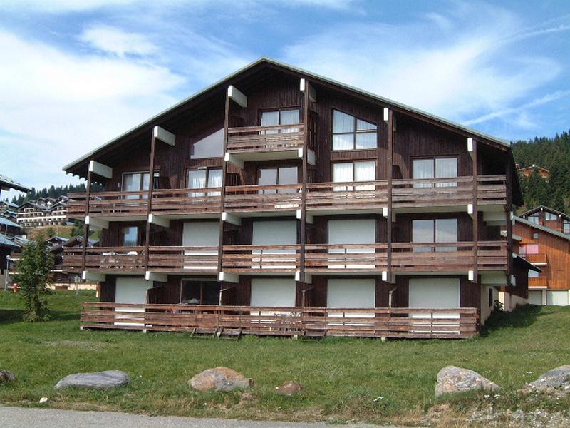 Vacaciones en montaña Chalet du Lac 1 - Les Saisies - Verano
