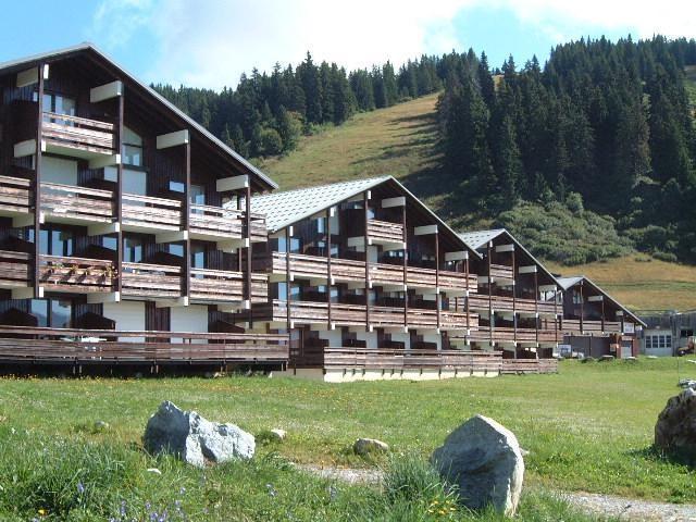 Vacanze in montagna Chalet du Lac 3 - Les Saisies - Esteriore estate