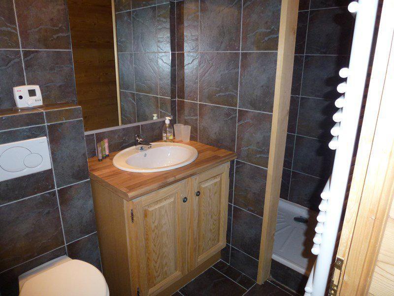 Vacaciones en montaña Apartamento 3 piezas para 6 personas (505) - Chalet du Mercantour - Isola 2000 - Cuarto de baño con ducha