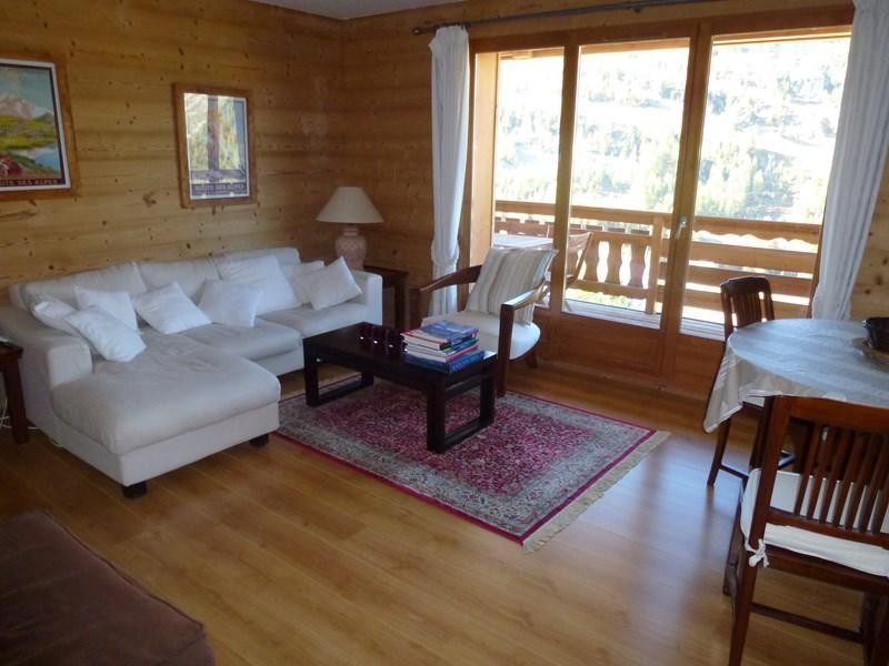 Vacaciones en montaña Apartamento 3 piezas para 6 personas (505) - Chalet du Mercantour - Isola 2000 - Estancia