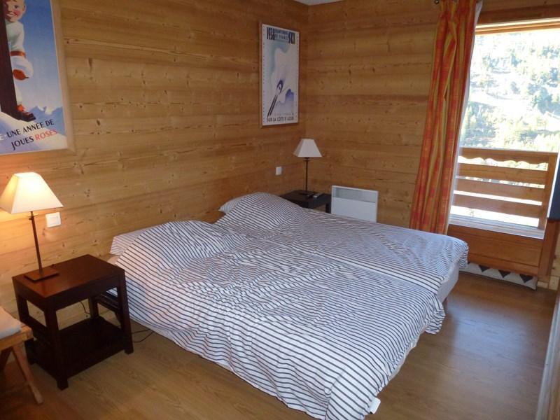 Vacaciones en montaña Apartamento 3 piezas para 6 personas (505) - Chalet du Mercantour - Isola 2000 - Habitación