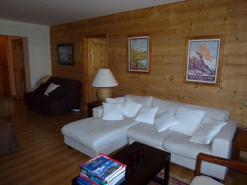 Vacaciones en montaña Apartamento 3 piezas para 6 personas (505) - Chalet du Mercantour - Isola 2000 - Sofá-cama