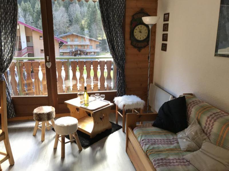 Wakacje w górach Apartament 2 pokojowy z alkową 5 osób (12C) - Chalet du Perthuis - Châtel