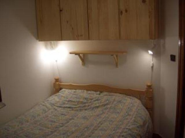 Wakacje w górach Apartament 2 pokojowy z alkową 5 osób (11B) - Chalet du Perthuis - Châtel - Łóżkem małżeńskim