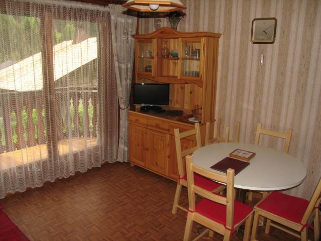 Wakacje w górach Apartament 2 pokojowy z alkową 5 osób (8A) - Chalet du Perthuis - Châtel - Pokój gościnny