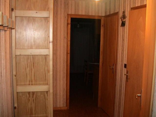Vacaciones en montaña Apartamento cabina 2 piezas para 5 personas (8A) - Chalet du Perthuis - Châtel - Entrada