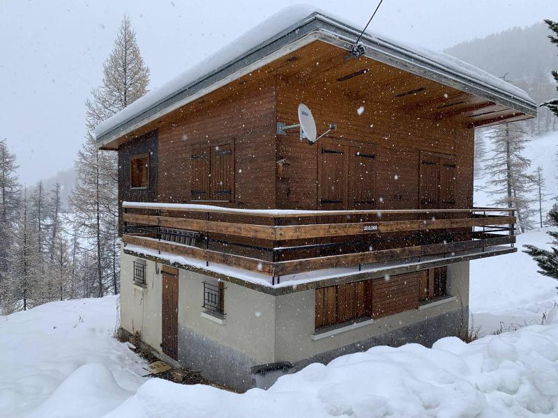 Wakacje w górach Apartament 5 pokojowy 8 osób (255) - Chalet Elchios - Vars
