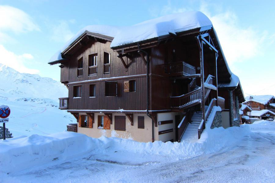 Vakantie in de bergen Chalet Emeraude - Val Thorens