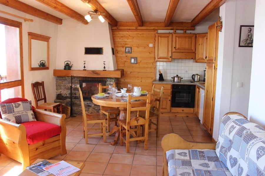Vakantie in de bergen Appartement 2 kamers 5 personen (4) - Chalet Emeraude - Val Thorens - Keuken