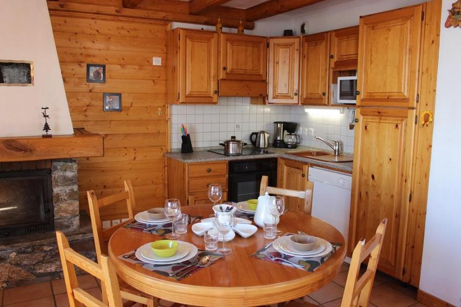 Vakantie in de bergen Appartement 2 kamers 5 personen (4) - Chalet Emeraude - Val Thorens - Sofa