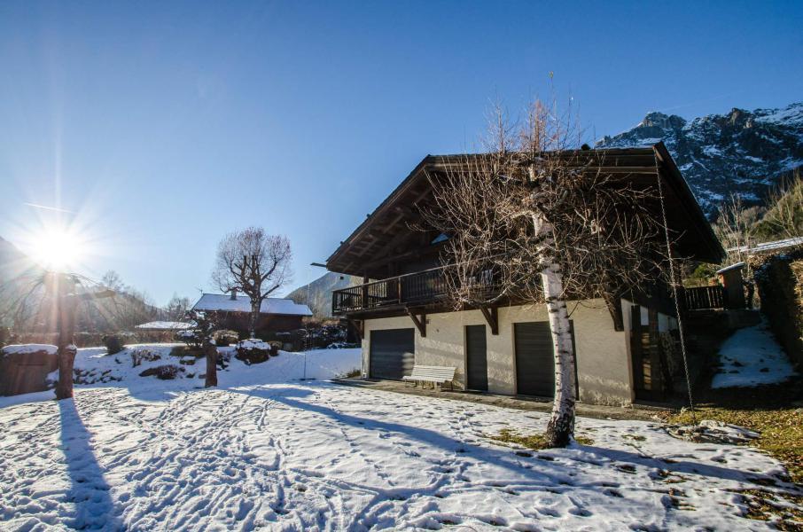 Vacances en montagne Chalet Eole - Chamonix