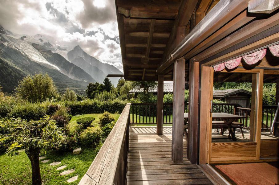 Vacances en montagne Chalet 6 pièces 8 personnes - Chalet Eole - Chamonix - Extérieur été