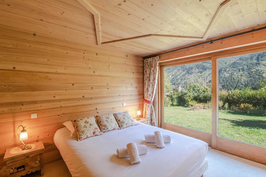 Vacances en montagne Chalet 6 pièces 8 personnes - Chalet Eole - Chamonix - Chambre