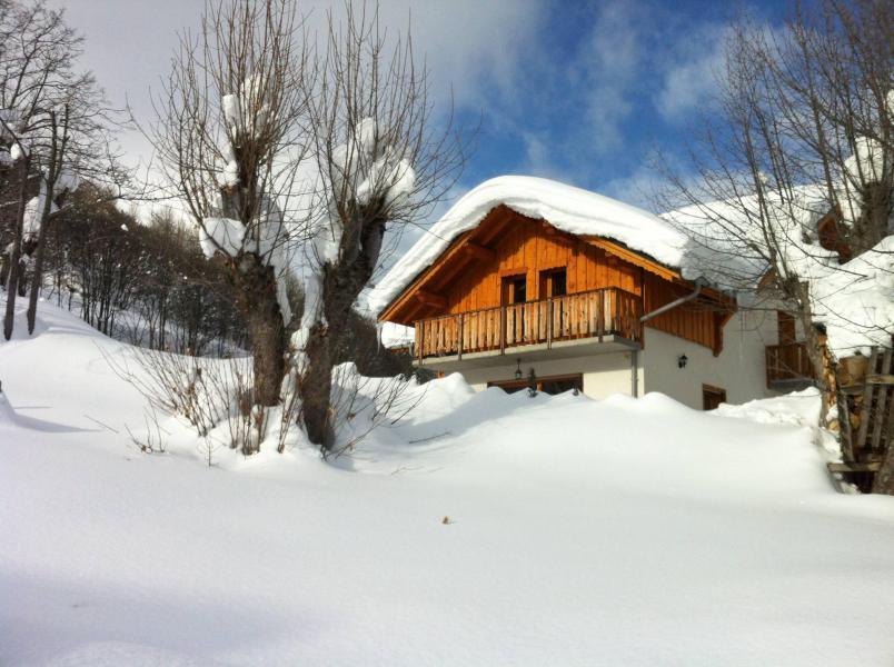 Wakacje w górach Chalet Epicéa - Valloire