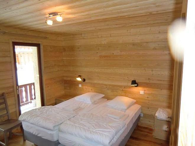 Holiday in mountain resort Chalet Erika - Les 2 Alpes - Twin beds