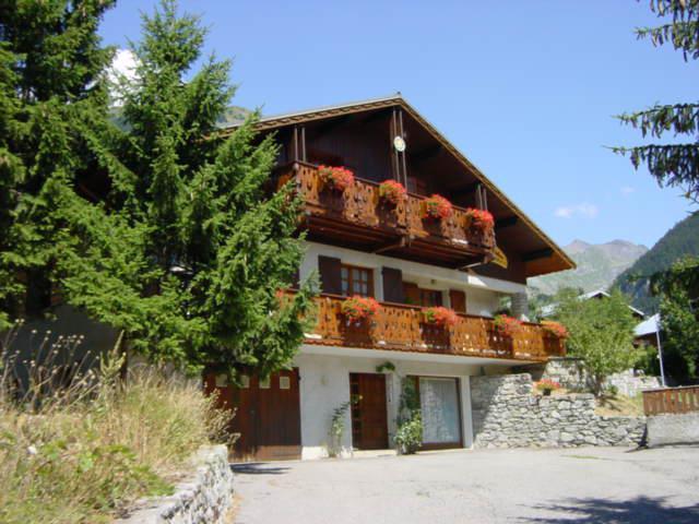 Vakantie in de bergen Appartement 2 kamers 4 personen (2) - Chalet Estelann - Champagny-en-Vanoise - Buiten zomer