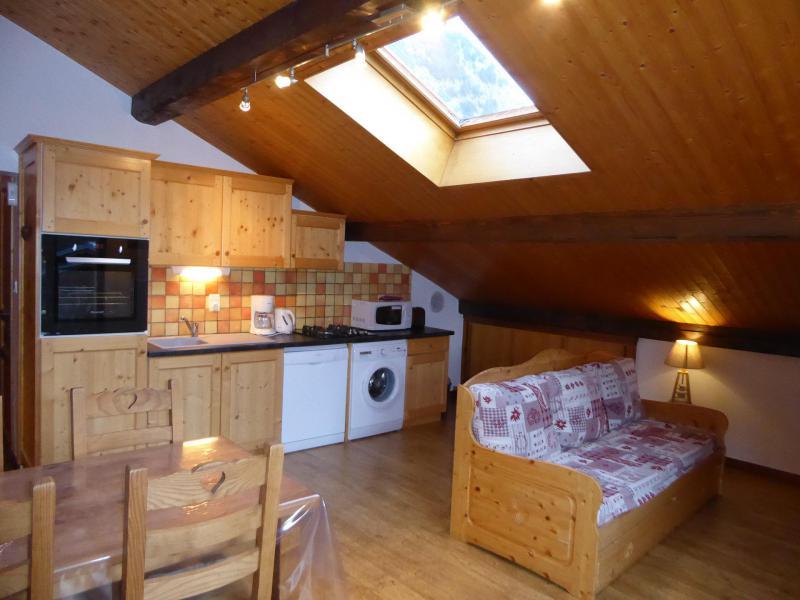 Wakacje w górach Apartament 2 pokojowy 4 osób (1) - Chalet Estelann - Champagny-en-Vanoise - Aneks kuchenny