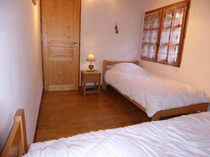 Wakacje w górach Apartament 2 pokojowy 4 osób (1) - Chalet Estelann - Champagny-en-Vanoise - Łóżkiem