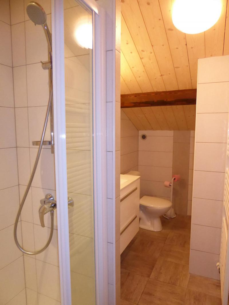 Wakacje w górach Apartament 2 pokojowy 4 osób (1) - Chalet Estelann - Champagny-en-Vanoise - Prysznicem