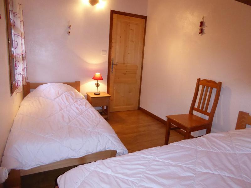 Wakacje w górach Apartament 2 pokojowy 4 osób (2) - Chalet Estelann - Champagny-en-Vanoise - Łóżkiem