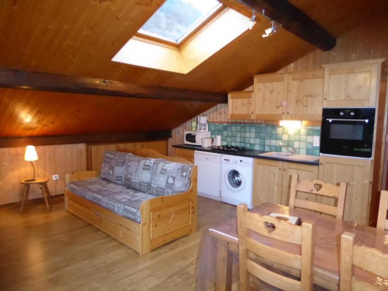 Vakantie in de bergen Appartement 2 kamers 4 personen (2) - Chalet Estelann - Champagny-en-Vanoise - Keukenblok