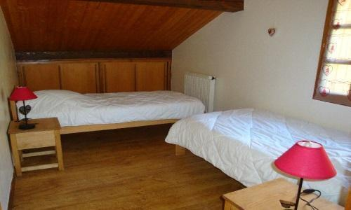 Vacances en montagne Chalet Estelann - Champagny-en-Vanoise - Chambre