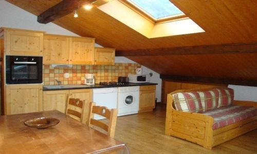 Vacances en montagne Chalet Estelann - Champagny-en-Vanoise - Kitchenette
