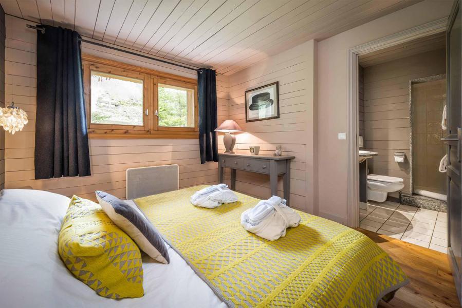 Vacances en montagne Chalet Etienne - Méribel - Chambre