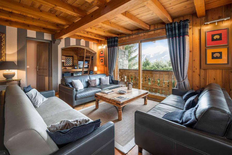 Vacances en montagne Chalet Etienne - Méribel - Séjour