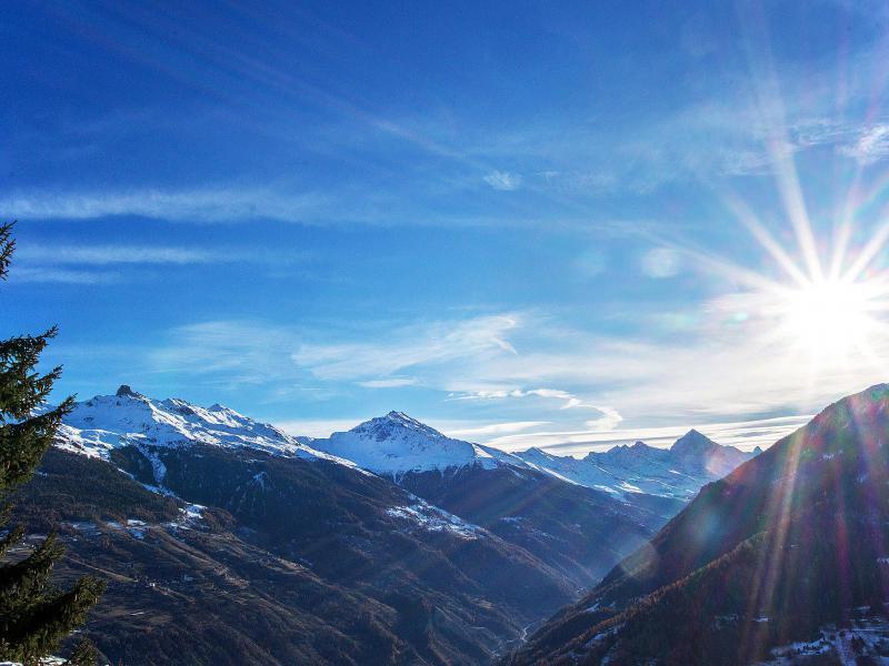 Vacances en montagne Chalet Etoile des 4 Vallées - Thyon