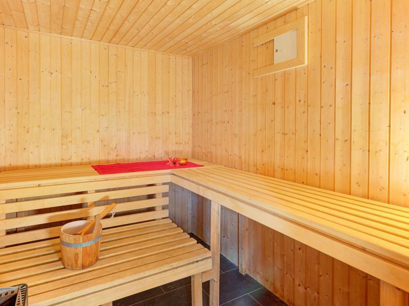 Vacances en montagne Chalet Etoile des 4 Vallées - Thyon - Sauna