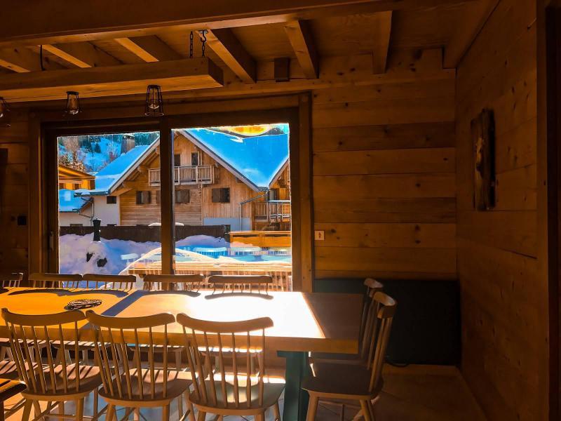Wakacje w górach Domek górski 7 pokojowy 16 osób (184) - Chalet Face Aux Pistes - Les 2 Alpes