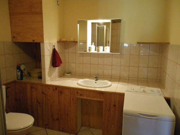 Holiday in mountain resort 3 room apartment 4 people - Chalet Falcoz - Valloire - Kitchen