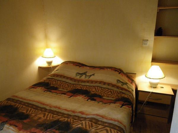 Wakacje w górach Apartament 3 pokojowy 4 osób - Chalet Falcoz - Valloire - Pokój