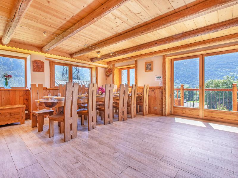 Wakacje w górach Chalet Farmhouse - Les Arcs - Zakwaterowanie