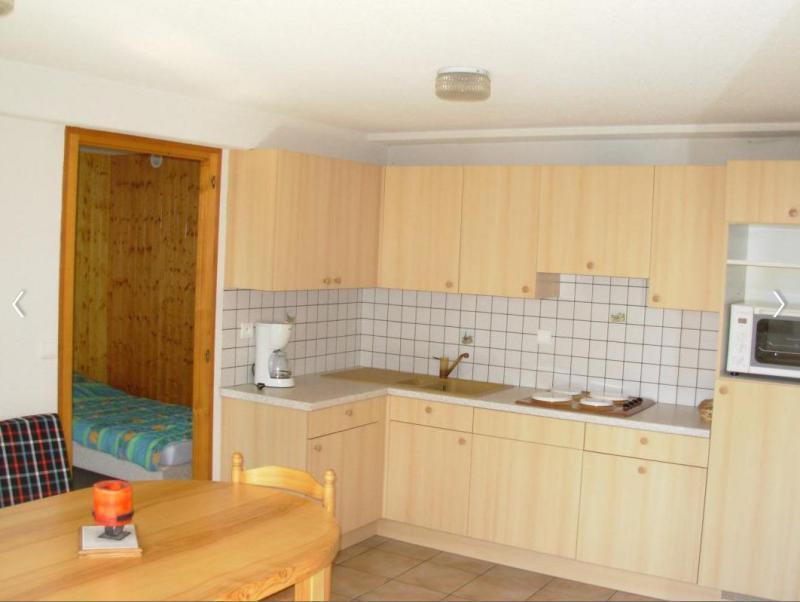Vacaciones en montaña Apartamento 3 piezas para 4 personas - Chalet Ferme le B'Zet - Le Grand Bornand