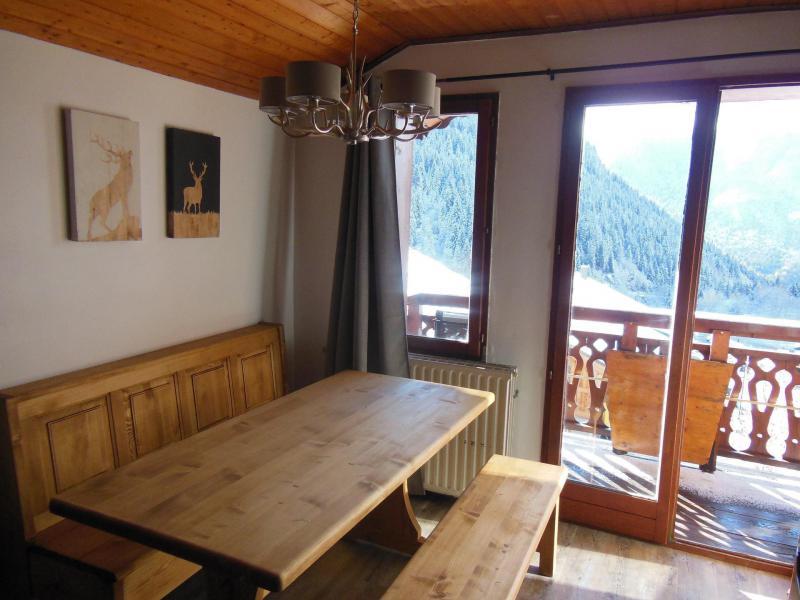 Каникулы в горах Апартаменты 2 комнат 5 чел. (014CL) - Chalet Fleur de Neige - Champagny-en-Vanoise - квартира