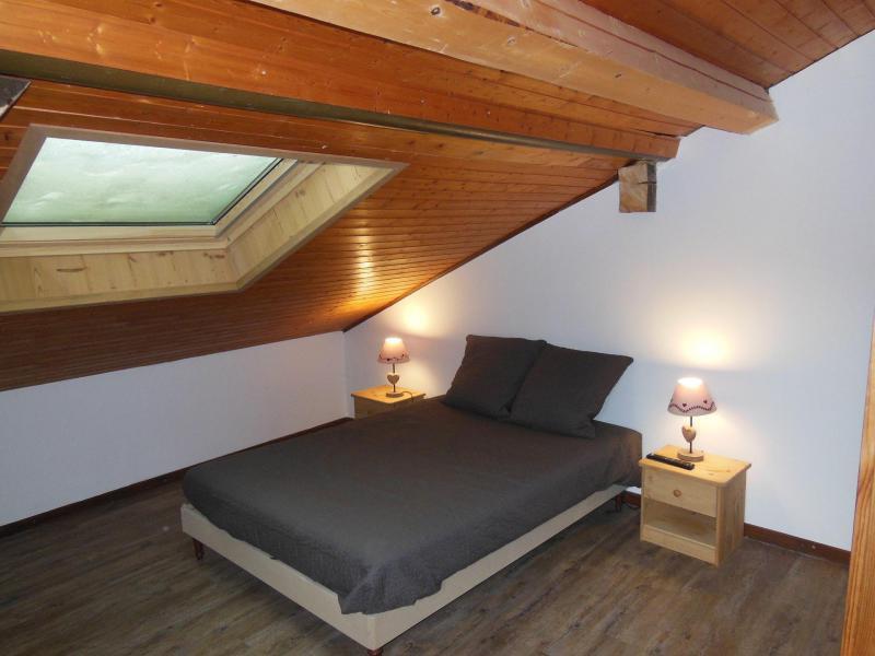 Каникулы в горах Апартаменты 2 комнат 5 чел. (014CL) - Chalet Fleur de Neige - Champagny-en-Vanoise - Двухспальная кровать