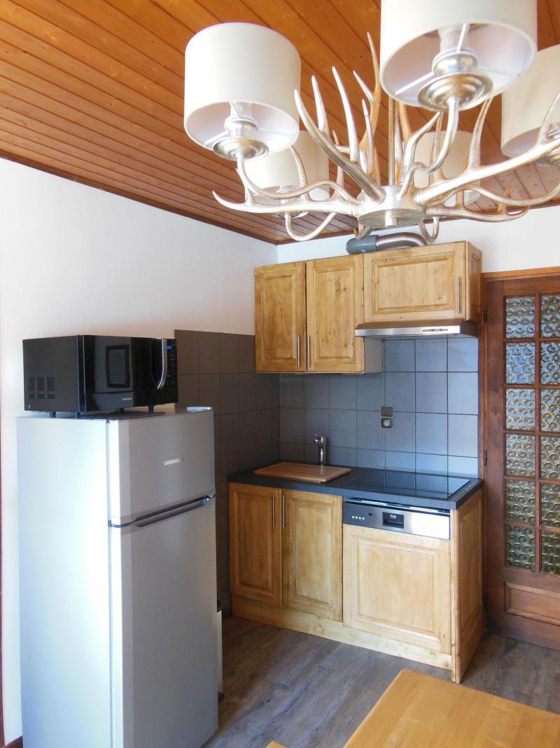 Каникулы в горах Апартаменты 2 комнат 5 чел. (014CL) - Chalet Fleur de Neige - Champagny-en-Vanoise - Небольш&