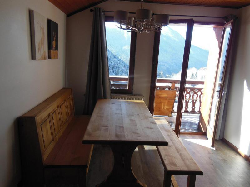 Каникулы в горах Апартаменты 2 комнат 5 чел. (014CL) - Chalet Fleur de Neige - Champagny-en-Vanoise - Салон