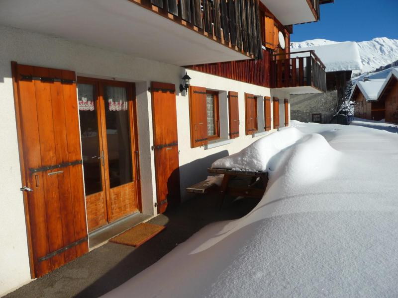 Holiday in mountain resort 4 room apartment 9 people (326) - Chalet Fleur des Alpes - Le Grand Bornand