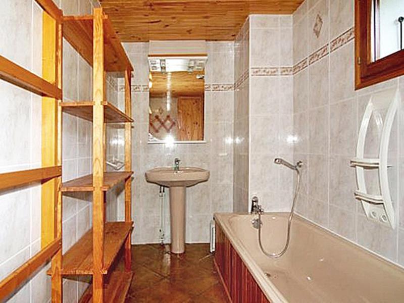 Urlaub in den Bergen Chalet Flocon de Belleville - Les Menuires - Badezimmer