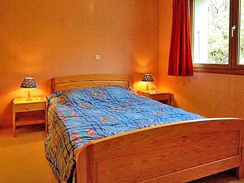 Holiday in mountain resort Chalet Flocon de Belleville - Les Menuires - Bedroom