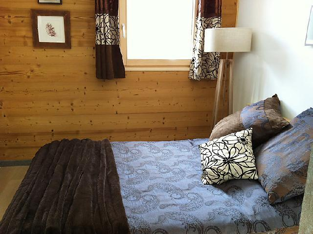 Holiday in mountain resort 2 room apartment 3 people (1) - Chalet Fouladoux - Les Houches - Accommodation
