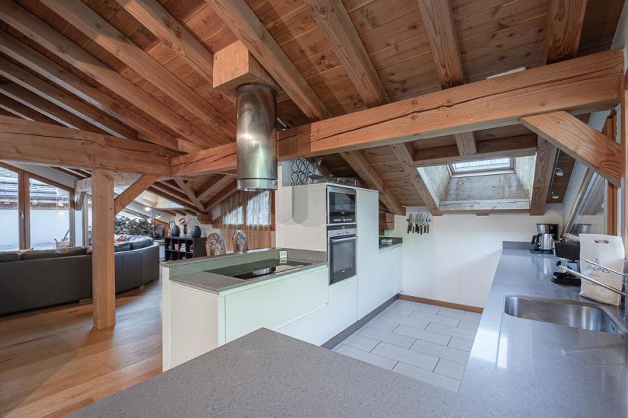 Location au ski Chalet 5 pièces 8 personnes - Chalet Gaia - Chamonix - Extérieur été