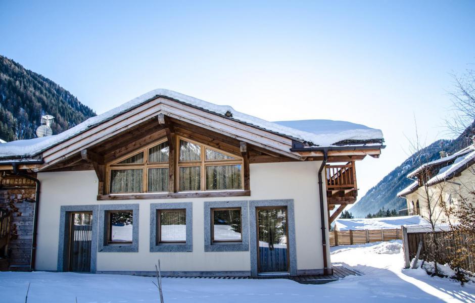 Vacances en montagne Chalet Gaia - Chamonix