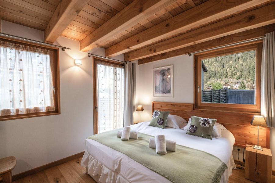 Vacances en montagne Chalet 5 pièces 8 personnes - Chalet Gaia - Chamonix - Chambre
