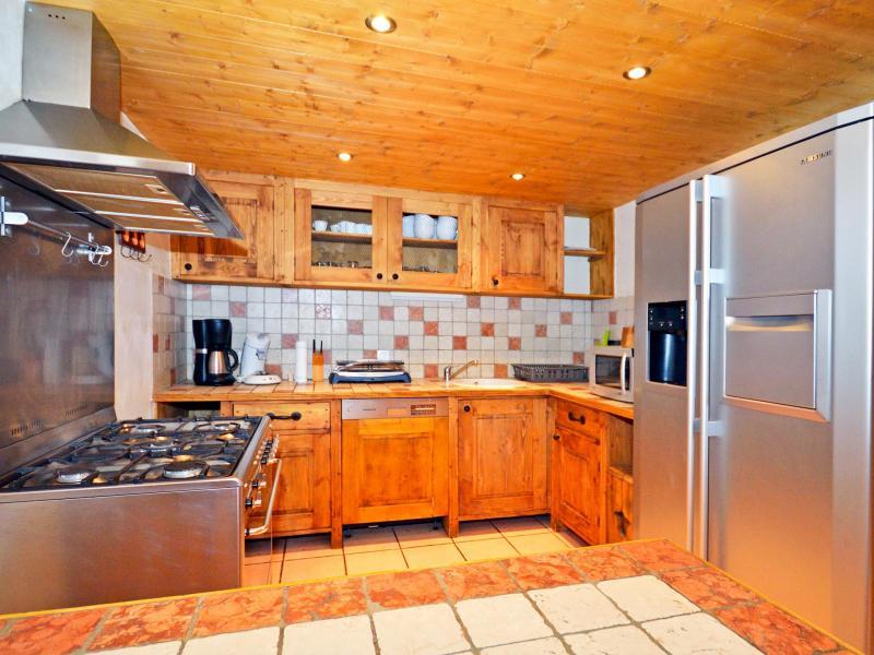 Vacanze in montagna Chalet Grand Arbet - Champagny-en-Vanoise - Cucina