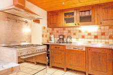 Vacances en montagne Chalet Grand Arbet - Champagny-en-Vanoise - Cuisine