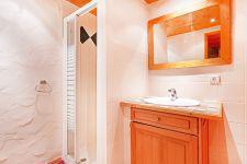 Vacances en montagne Chalet Grand Arbet - Champagny-en-Vanoise - Salle d'eau